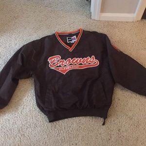 Browns jacket